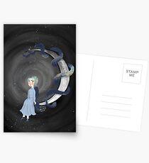 Lil 'Moon Lady Postkarten
