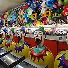 Laughing clown chorus by Graham E Mewburn