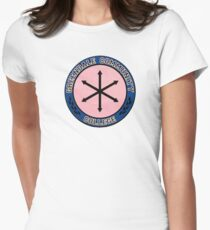 Greendale Community College Women's Fitted T-Shirt