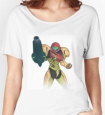 Samus Women's Relaxed Fit T-Shirt