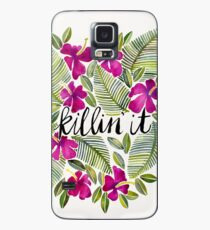 Killin' It – Tropical Pink Case/Skin for Samsung Galaxy