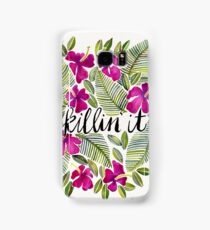 Killin' It – Tropical Pink Samsung Galaxy Case/Skin