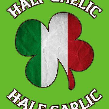 Irish Shirts For Women Men Italian St Patrick's Day Shirt by Dawncoe