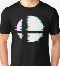 Smash Glitch, Funny Gifts Unisex T-Shirt