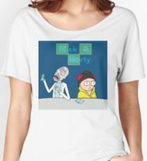 Breaking Morty Women's Relaxed Fit T-Shirt