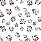 Blossom Floral Pattern by BigAl3D