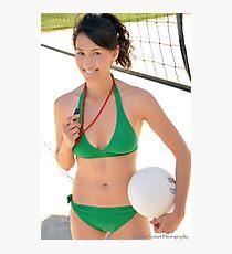 Sporty Photographic Print
