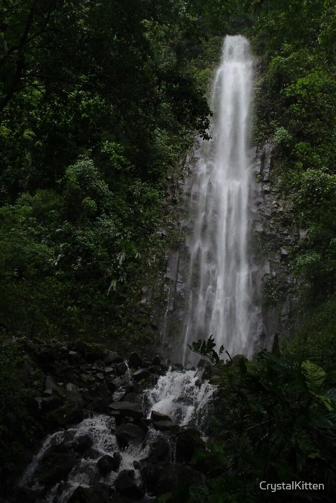 Waterfall by CrystalKitten