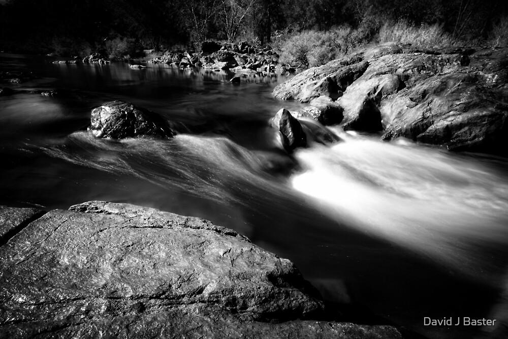 Walyunga Rapids by David J Baster