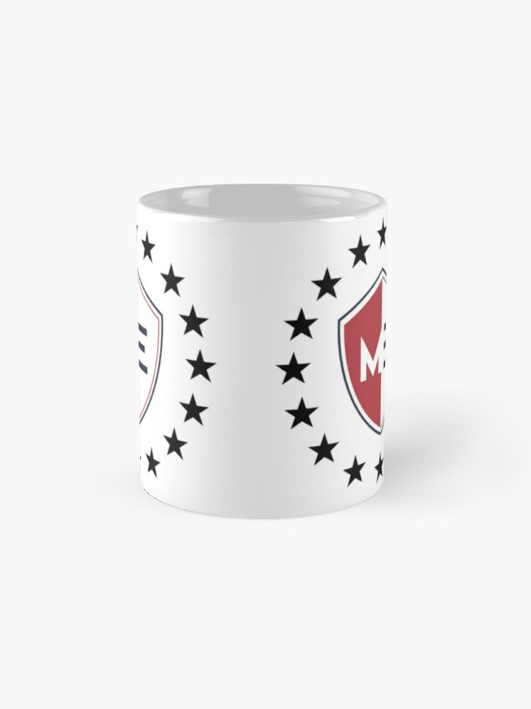 Alternate view of Stars of Honor, American Pride, Maxx Exchange. Classic Mug