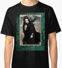 Ravnos - Green Marble Classic T-Shirt