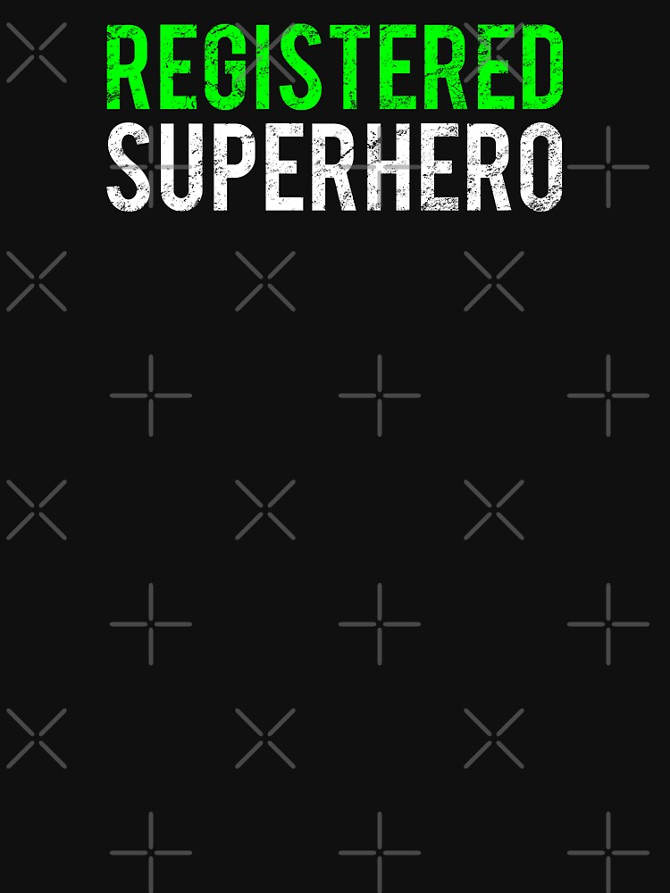 Civil War - Registered Superhero - White Dirty by garudoh
