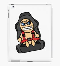 Reckless driver iPad Case/Skin