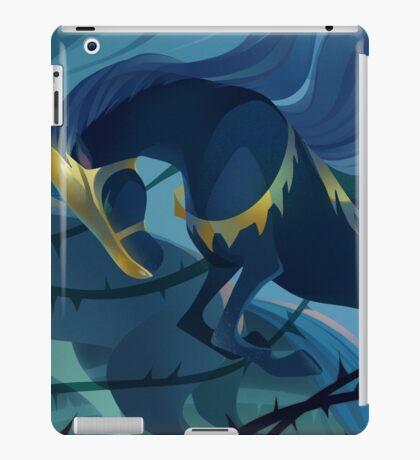 2014 Horses - Thorns alternative bag/pillow iPad Case/Skin