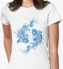 Blue Koi Fish T Shirt T-Shirt