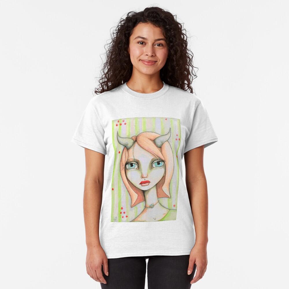 Peachy Faun Classic T-Shirt