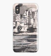RAINY CITY(C2010) iPhone Case/Skin