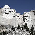 Mount Rushmore, South Dakota by Vivek Bakshi