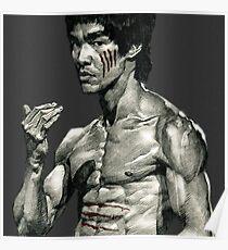Bruce Lee Poster