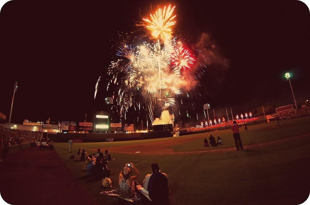 Fireworks by emmmscase