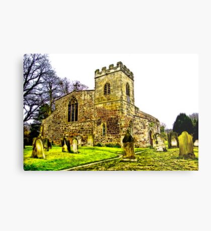 St Peters Church - Croft-on-Tees .#2 Metal Print