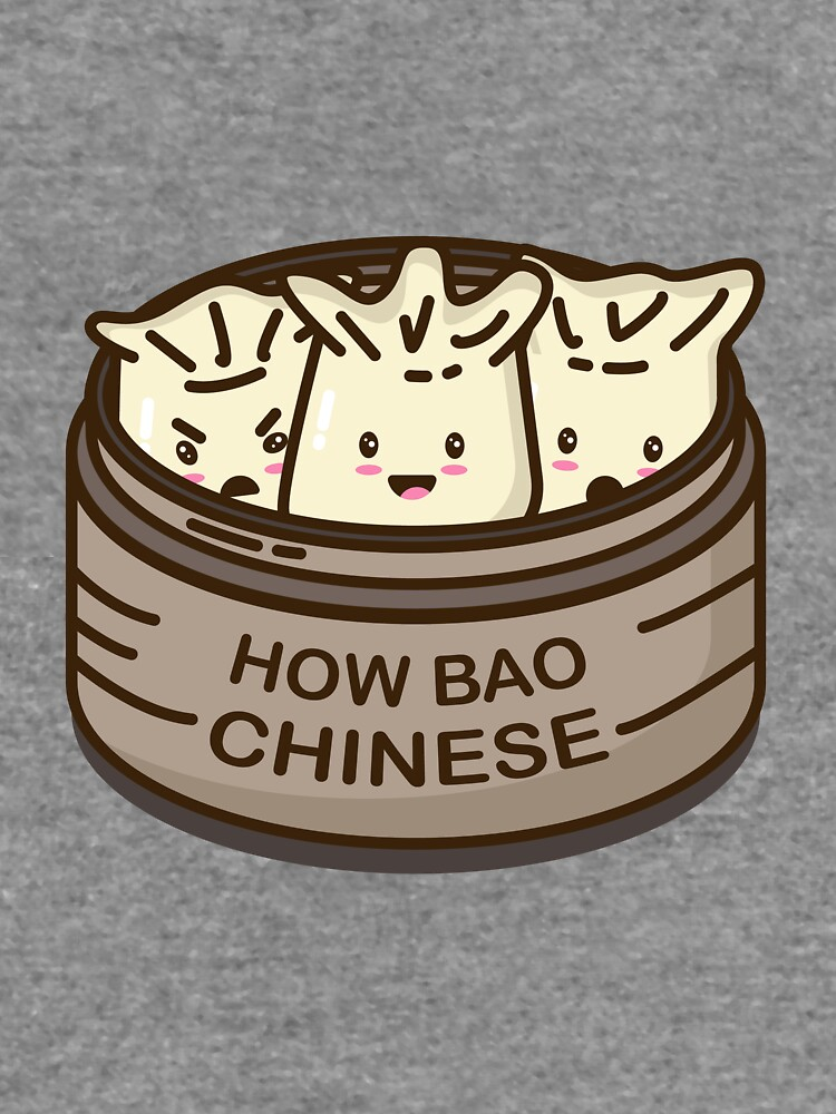 How Bao Chinese? by crevasseart
