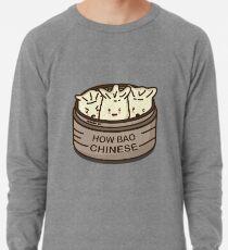 How Bao Chinese? Lightweight Sweatshirt