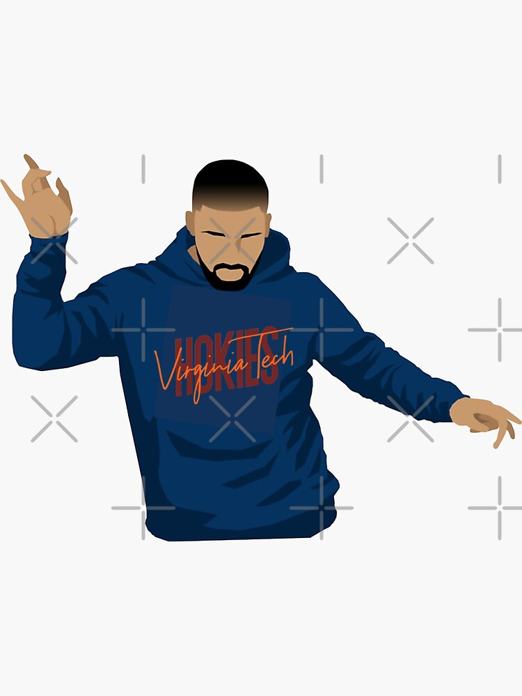 Virginia Tech - Drake de Emmycap