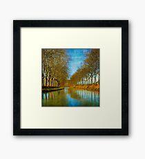 canal avenue Framed Print