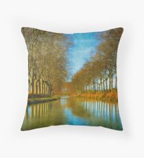 canal avenue Throw Pillow