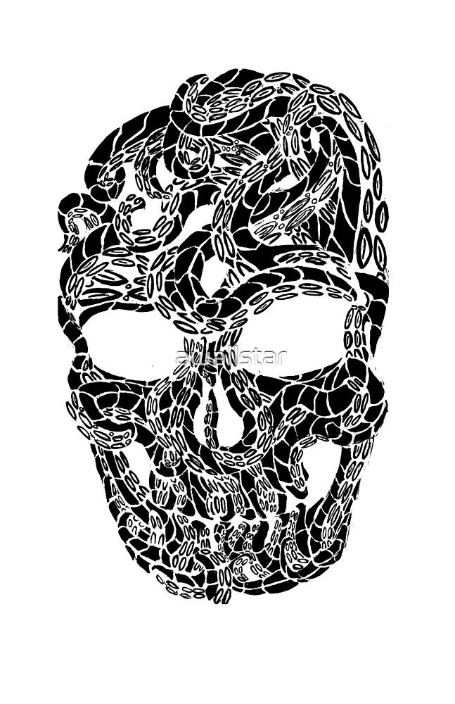 TentaSkull by awallstar