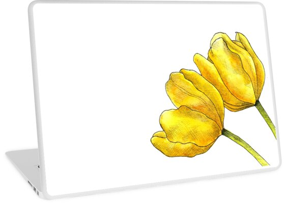 Yellow Flower by Ashley Garcia