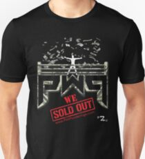 PWP - WE SOLD OUT (BLACK SHIRT) T-Shirt