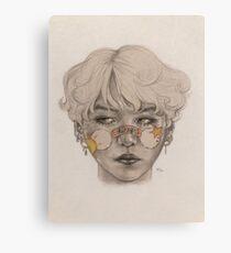 HONEY BOY Canvas Print