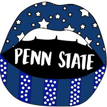 Penn State - Lippen von Emmycap