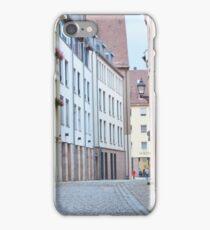 Quiet Empty Street iPhone Case/Skin