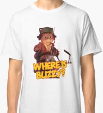 Where is Buzzy? Classic T-Shirt