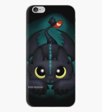 Pounce (Glow) iPhone Case