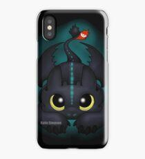 Pounce (Glow) iPhone Case/Skin
