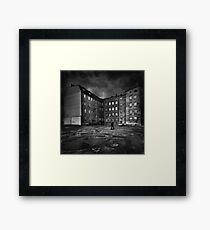 City I Framed Print