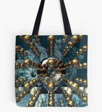 Into Infinity Tote Bag
