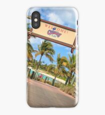 Welcome to Castaway Cay! iPhone Case/Skin