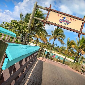 Welcome to Castaway Cay! by SRisonS