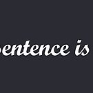 This sentence is a lie by Bumcchi