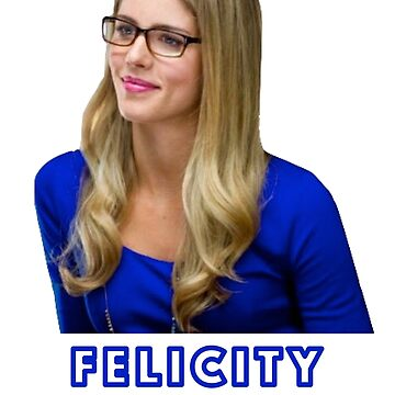 Felicity Smoak!!! by mustang1