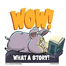 """A. J. HOGG """"WOW! WHAT A STORY!"""" by PigMan62"""