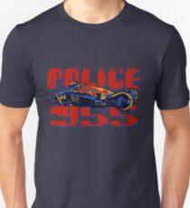 Police Spinner T-Shirt