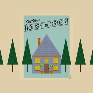 Get Your House in Order by WIPjenni by WIPjenni