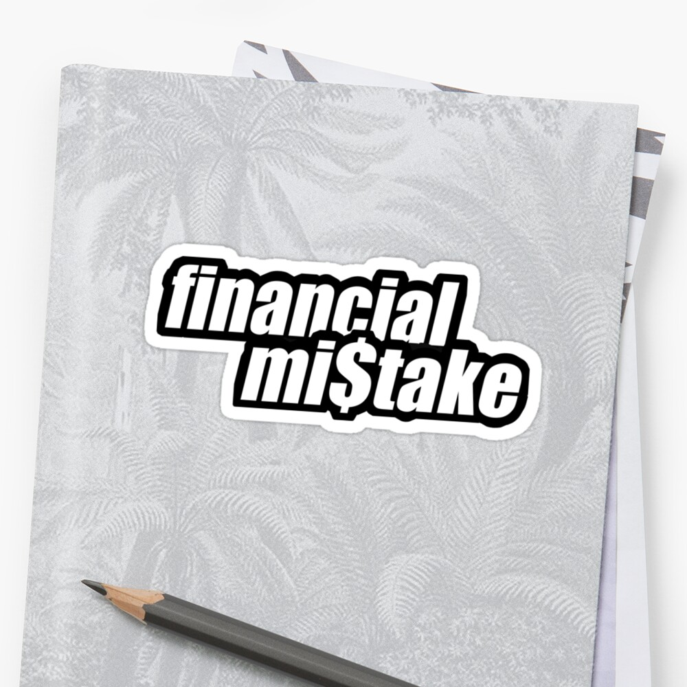 financial mistake - 2 by hoddynoddy