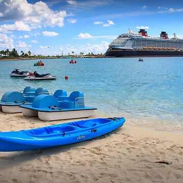 Castaway Cay Watersports by SRisonS
